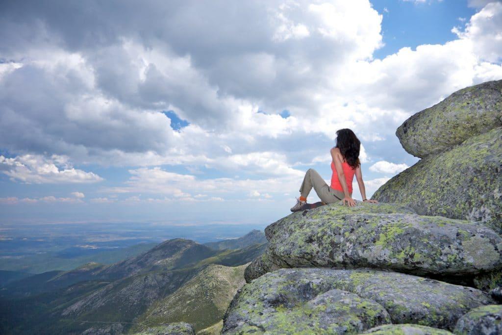 להירגע בהרים