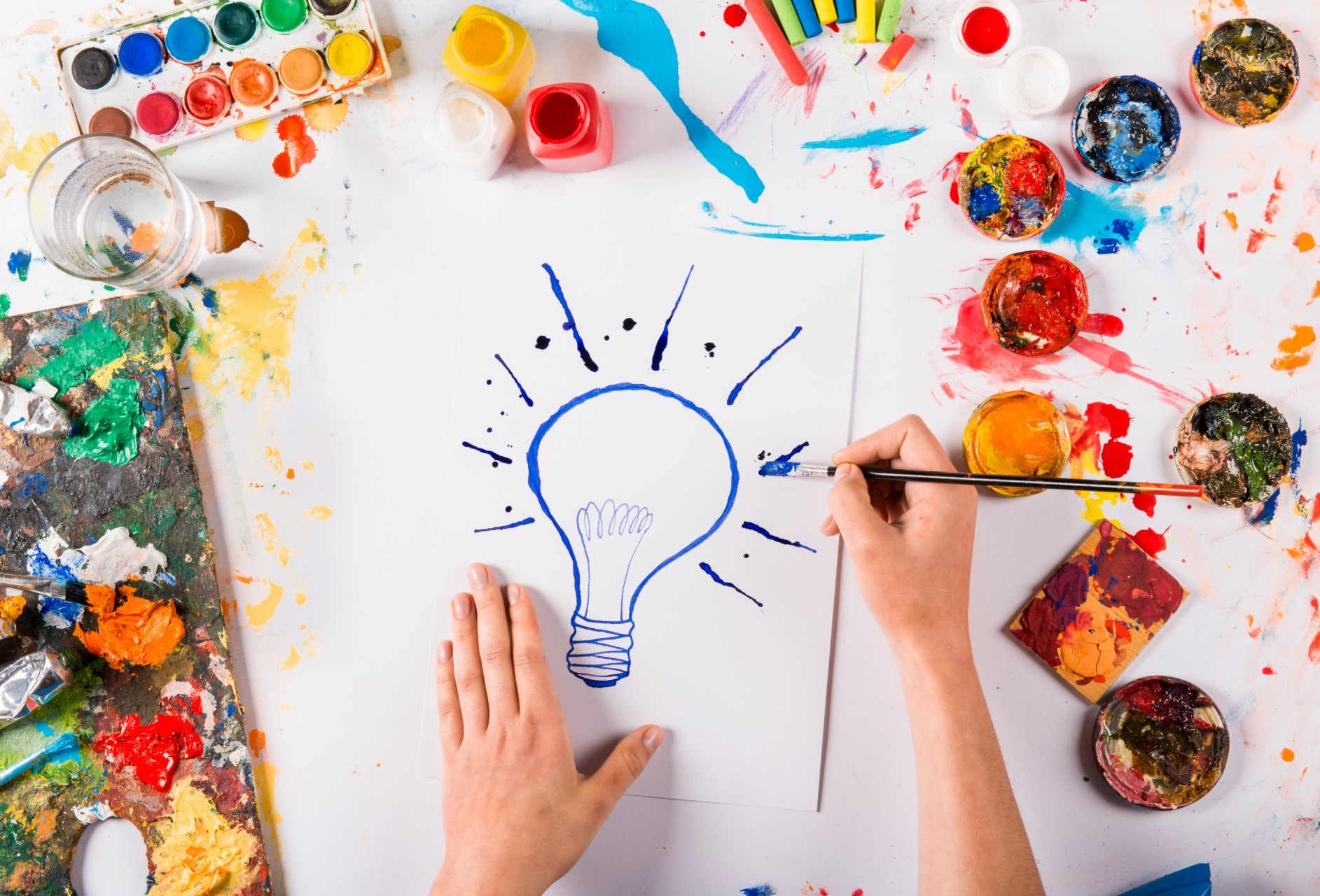 5 טיפים לפיתוח יצירתיות