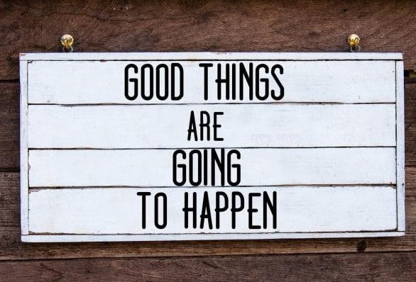 4 דברים טובים!