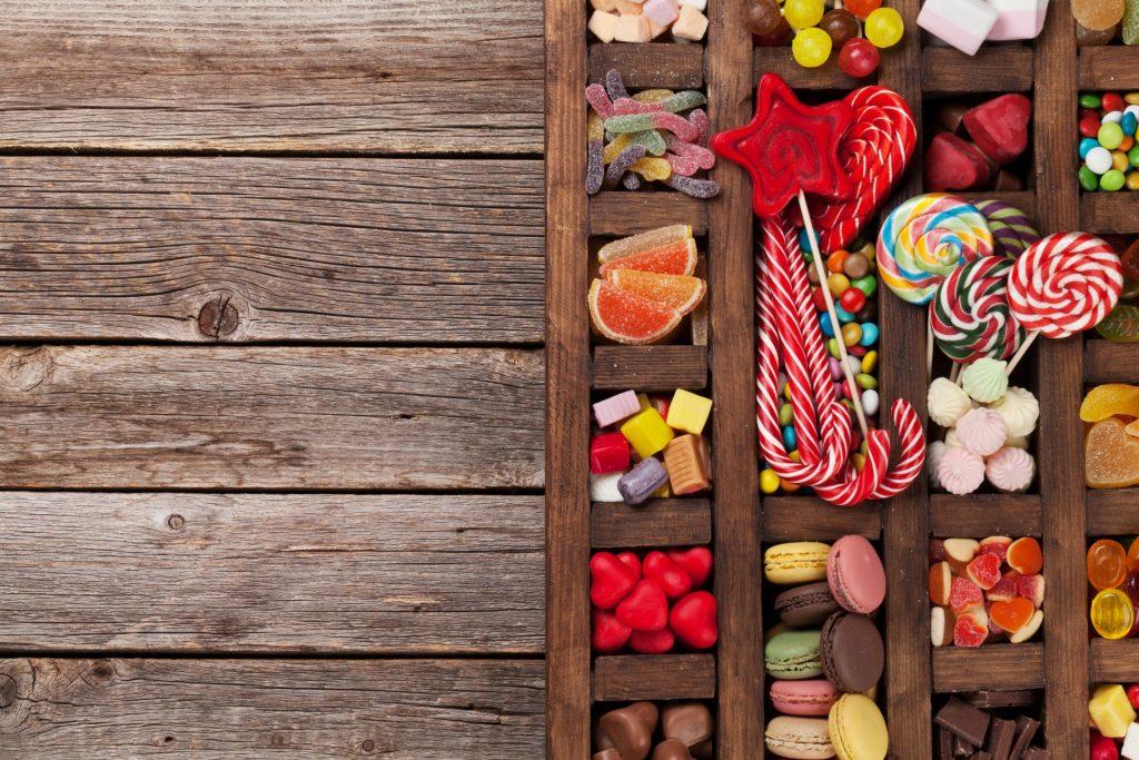 קופסא של ממתקים