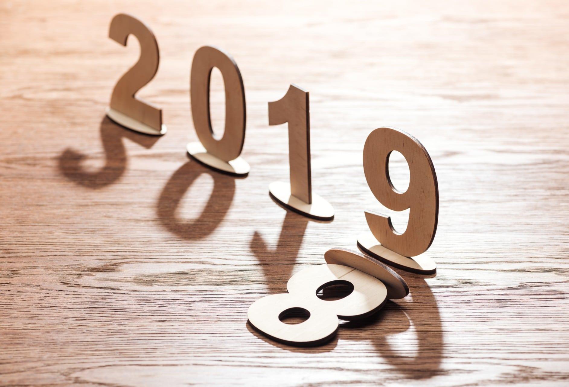 2019 מדהימה [מתנה מצורפת- לוח תכנון והגדרת מטרות]