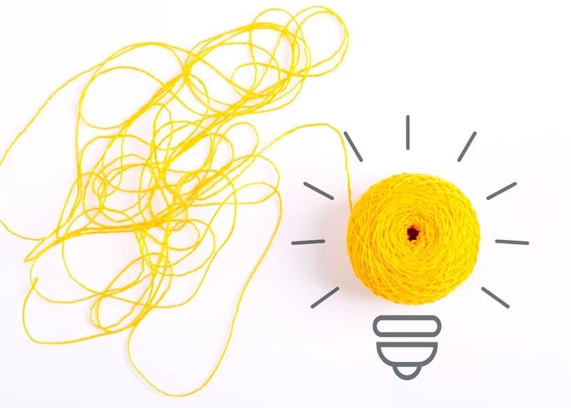 בתמונה קונספט חדשני שמייצג הרצאות חדשניות לעובדים