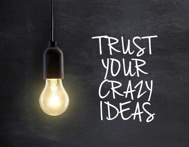 סמוך על הרעיונות היצירתיים שלך - הקו המוביל בסדנת חשיבה יצירתית של לירון פורת