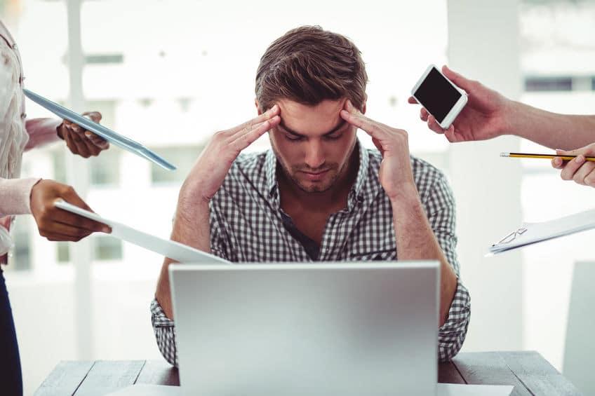 לחץ בעבודה ודרכי התמודדות