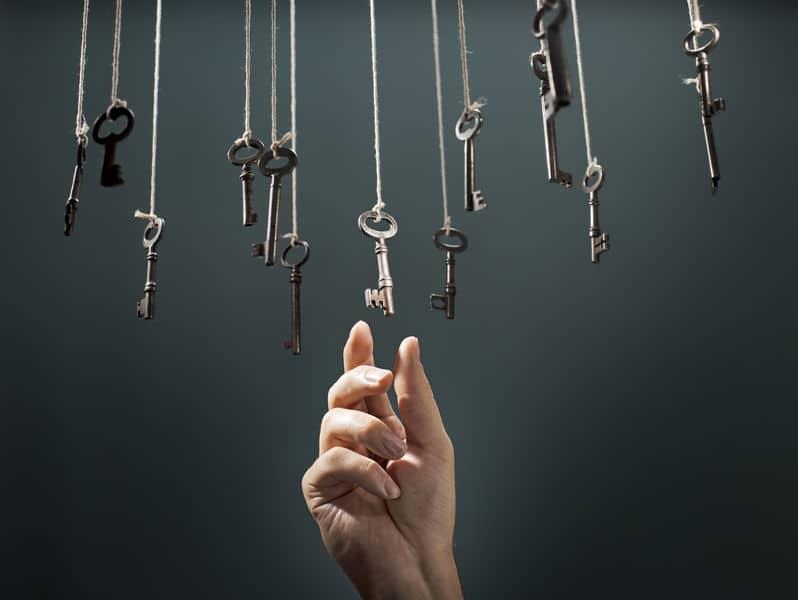 קורס קבלת החלטות - ללמוד לבחור את המפתח הנכון ולקחת את ההחלטות הנכונות