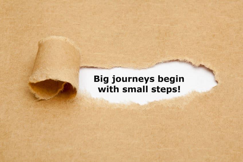 הרצאות מעוררות השראה שמעבירות את המסר שכל מסע גדול מתחיל בצעדים קטנים