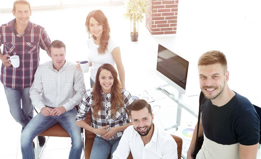מנהלים צעירים משתתפים בסדנת מנהלים מבית לירון פורת